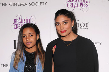 """Rachel Roy Ava Dash The Cinema Society And Dior Beauty Presents A Screening Of """"Beautiful Creatures"""" - Arrivals"""