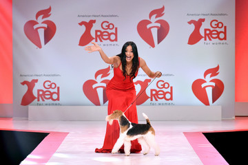Rachel Smith The American Heart Association's Go Red For Women Red Dress Collection 2020 - Runway