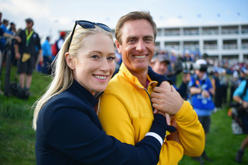 Rachel Smith 2018 Ryder Cup - Afternoon Foursome Matches