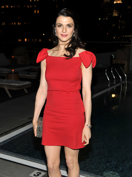 "Rachel Weisz Actress Rachel Weisz attends the after party for a screening of ""The Whistleblower"" hosted by the Cinema Society & Dior Beauty with DeLeon at the Tribeca Grand Hotel on July 27, 2011 in New York City."
