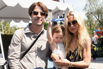 Rachel Zoe Kaius Berman John Varvatos 12th Annual Stuart House Benefit - Inside