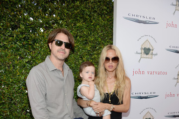Rachel Zoe Kaius Berman John Varvatos 12th Annual Stuart House Benefit - Arrivals