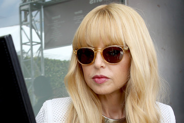 Rachel Zoe John Varvatos Sunglasses At The 11th Annual Stuart House Benefit