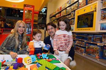 Rachel Zoe Rodger Berman Rachel Zoe and Husband Rodger Berman Host the First-Ever OCRF Super Saturday Event at Grand Canal Shoppes