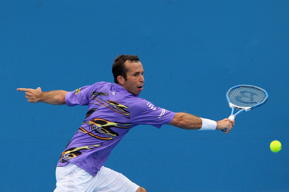 Radek Stepanek - 2011 Australian Open - Day 2