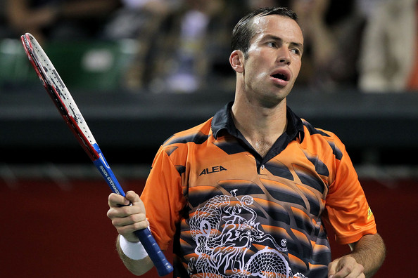 Radek Stepanek - Rakuten Open - Day 5