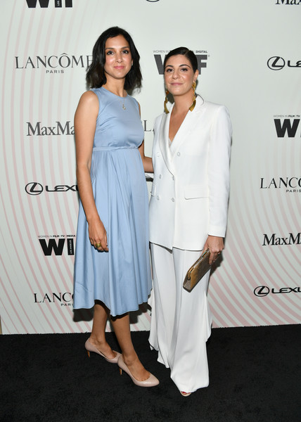 Women In Film 2018 Crystal + Lucy Awards Presented By Max Mara, Lancome And Lexus - Red Carpet
