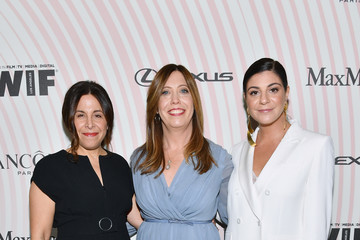 Radhika Jones Women In Film 2018 Crystal + Lucy Awards Presented By Max Mara, Lancome And Lexus - Red Carpet