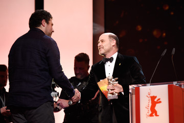 Radu Jude Closing Ceremony - 65th Berlinale International Film Festival