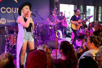 RaeLynn Spotify's Hot Country Presents Midland More At Ole Red During CMA Fest