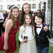 Raegan Revord Brooks Brothers And St Jude Children's Research Hospital Annual Holiday Celebration In Beverly Hills