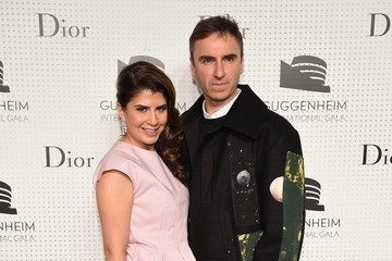 Raf Simons Guggenheim International Gala Pre-Party Made Possible By Dior