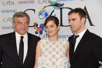Raf Simons CFDA Fashion Awards' Winners Walk