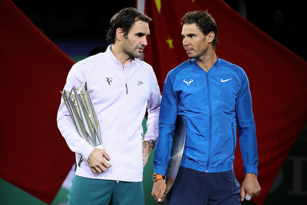 Federer and Nadal: The Grand Slam Record And Head-To-Head Stats Don't Matter