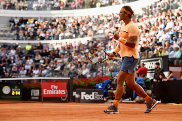 Rafael Nadal The Internazionali BNL d'Italia 2016 - Day Five
