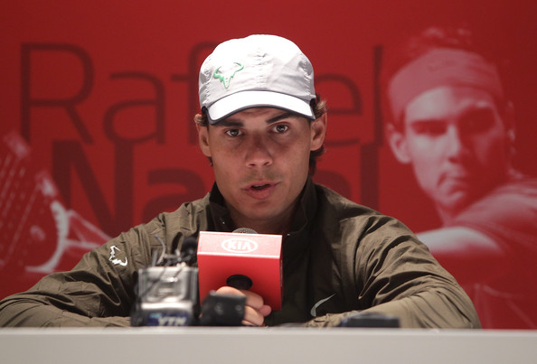 Rafael Nadal - Rafael Nadal Visits South Korea