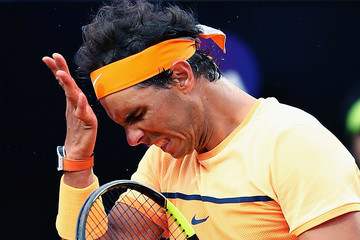 Rafael Nadal The Internazionali BNL d'Italia 2016 - Day Six