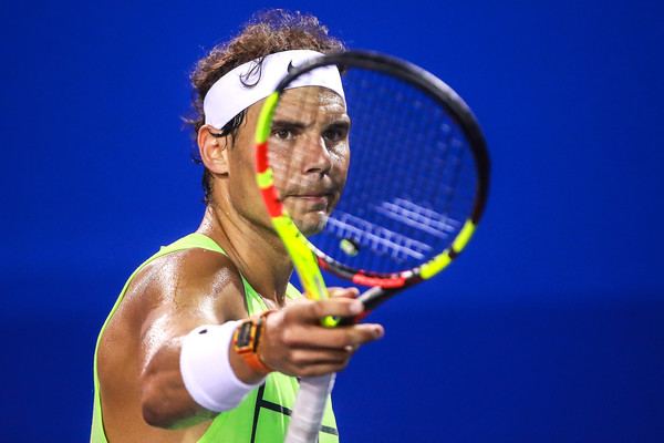 Introduction Of Stop Clocks Draws Criticism From World No.1 Nadal
