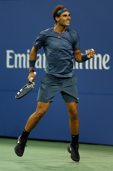 Rafael Nadal - US Open: Day 10