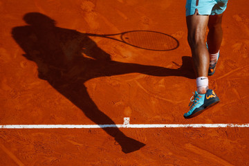 Rafael Nadal ATP Masters Series: Monte Carlo Rolex Masters - Day Six