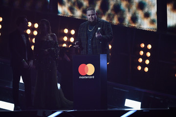 Rag'n'Bone Man The BRIT Awards 2017 - Show
