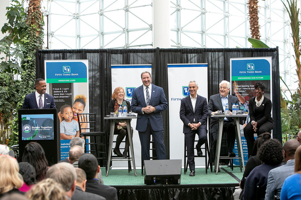 Fifth Third Bank Community Commitment Increase Press Conference