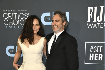 Rain Phoenix 25th Annual Critics' Choice Awards - Arrivals