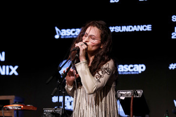 Rain Phoenix 2020 Sundance Film Festival - Rain Phoenix Performs At The Sundance ASCAP Music Cafe