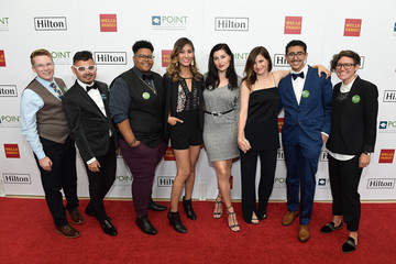 Rain Valdez Point Honors Los Angeles 2017, Benefiting Point Foundation - Red Carpet