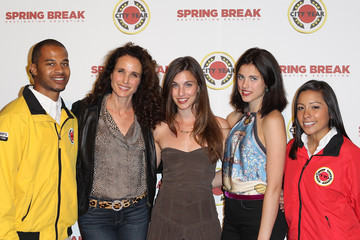 Rainey Qualley City Year Los Angeles' Spring Break: Destination Education