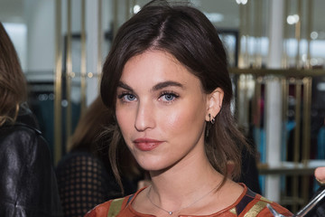 Rainey Qualley CHANEL Opens 2nd U.S. Ephemeral Boutique at Nordstrom Downtown Seattle