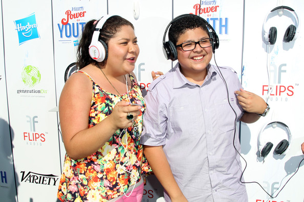 Raini Rodriguez - Variety's Power Of Youth Presented By Hasbro And GenerationOn - Flips Audio Arrivals