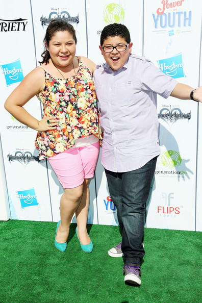 Raini Rodriguez - Variety's Power Of Youth Presented By Hasbro And GenerationOn - Arrivals
