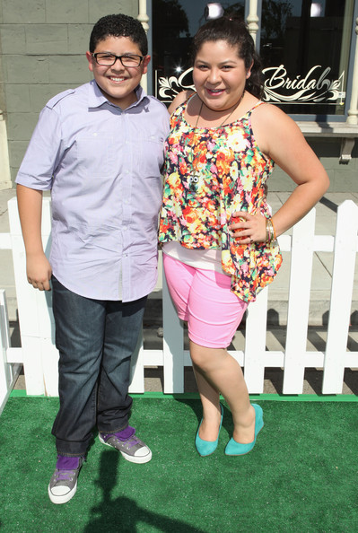 Raini Rodriguez - Variety's Power Of Youth Presented By Hasbro And GenerationOn - Red Carpet