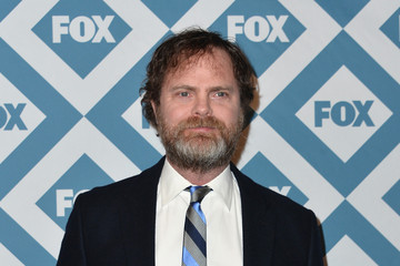Rainn Wilson Arrivals at the Fox All-Star Party — Part 2
