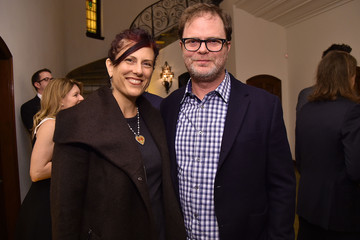 Rainn Wilson The Dinner For Equality Co-Hosted By Patricia Arquette And Marc Benioff