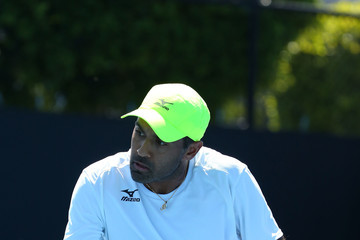 Rajeev Ram 2017 Australian Open - Day 4