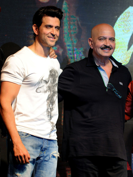 Bollywood: Launch of Hindi Film 'Kaabil'