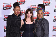 Ophelia Lovibond and Andrea Simon Photos Photo