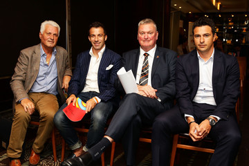Rale Rasic Asian Cup Ticket Media Launch