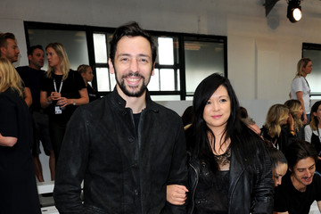 Ralf Little Front Row & Arrivals - Day 2 - LFW September 2016