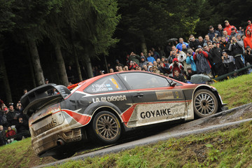 Diego Curletto Rally of France - Leg 2