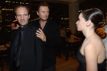 "Ralph Fiennes Liam Neeson 2013 Toronto International Film Festival - Grey Goose Vodka Dinner For ""The Invisible Woman"""