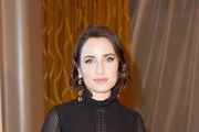 Zoe Lister-Jones attends Ralph Lauren Fragrances x Women In Film Sisterhood Of Leaders Event on October 24, 2018 in Beverly Hills, California.
