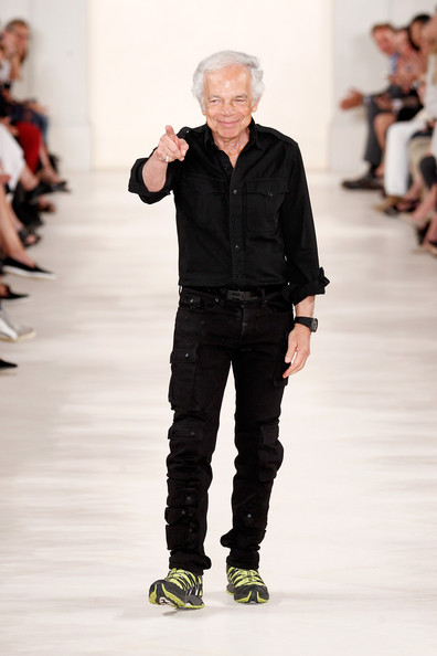 Ralph Lauren - Runway - Mercedes-Benz Fashion Week Spring 2015
