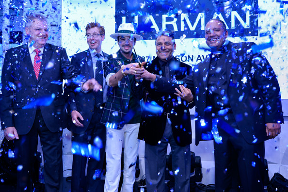 HARMAN Retail Store Launch Party in NYC