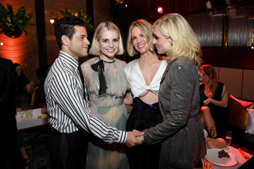Rami Malek Lucy Boynton 'The Politician' Season One Premiere