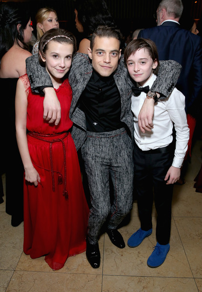is millie bobby brown dating noah schnapp 2020