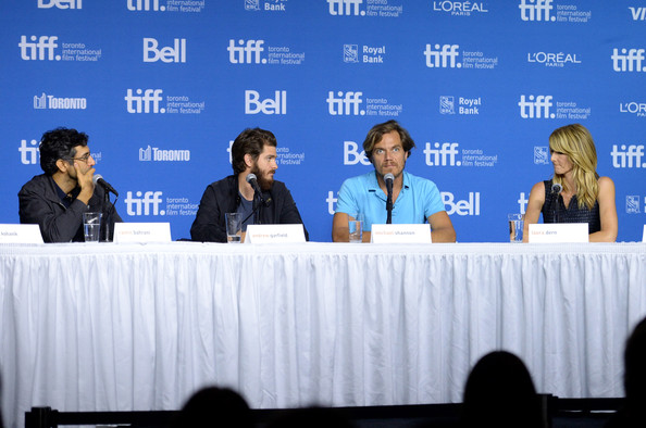 '99 Homes' Press Conference - 2014 Toronto International Film Festival