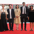 Ramin Bahrani 'First Man' Premiere, Opening Ceremony And Lifetime Achievement Award To Vanessa Redgrave Red Carpet Arrivals - 75th Venice Film Festival